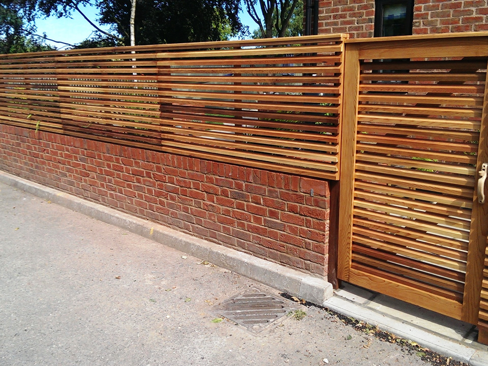 Allen Landscaping - Brickwork