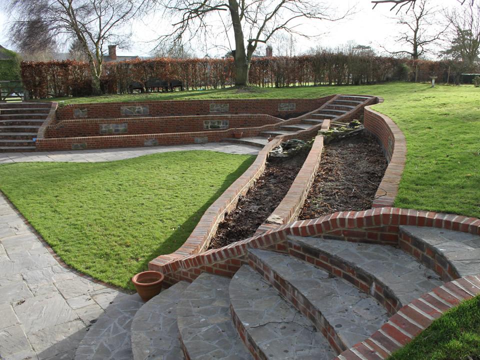 Allen Landscaping - Raised Beds