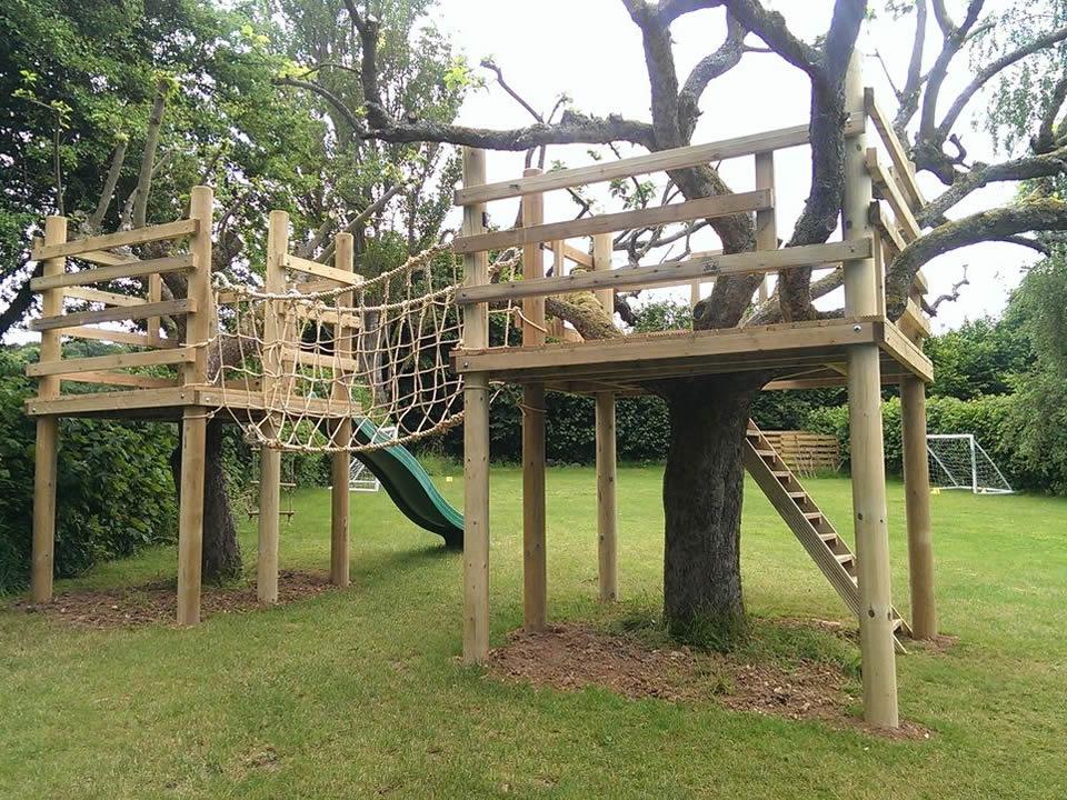 Allen Landscaping - Tree Houses